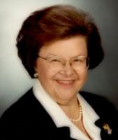 U.S. Senator Barbara A. Mikulski