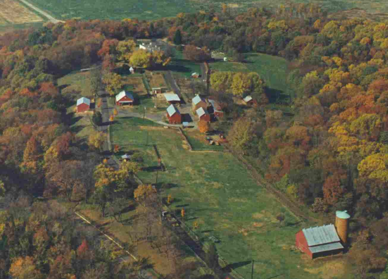 Oxon Hill Farm