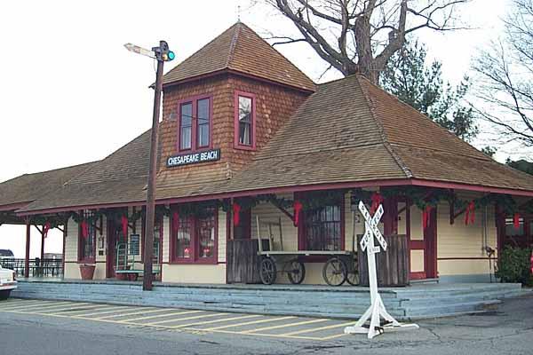 Chesapeake Beach Railway Museum